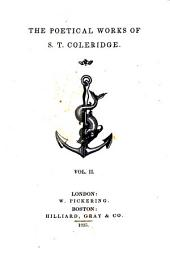 The ancient mariner. Christabel. Miscellaneous poems. Remorse : a tragedy. Zapolya : a Christmas tale
