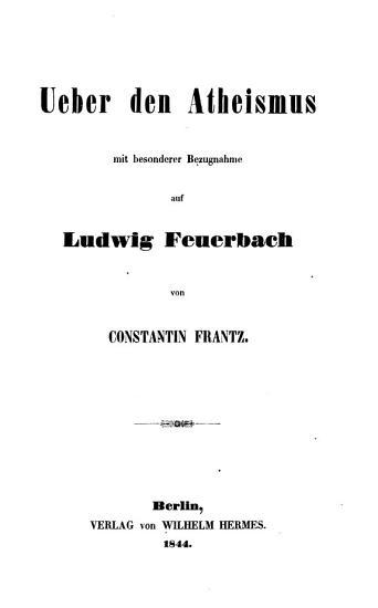 Speculative Studien PDF