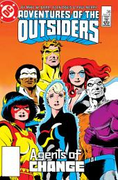 Adventures of the Outsiders (1986-) #36