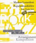 Popularmusiklehre Pop  Rock  Jazz PDF