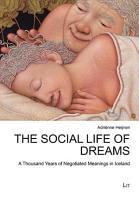 The Social Life of Dreams PDF