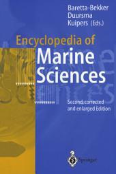 Encyclopedia of Marine Sciences: Edition 2