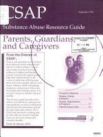 Parents  Guardians  and Caregivers PDF