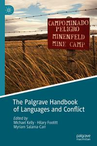 The Palgrave Handbook of Languages and Conflict PDF