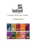 SureCount, Diabetes Management in Your Hands, a Carb Counter and Meal Planner