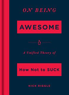 On Being Awesome Book