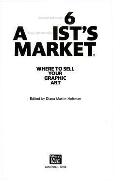 Artist s Market  1986 PDF