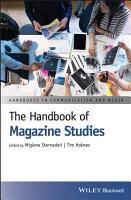 The Handbook of Magazine Studies PDF