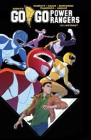 Saban's Go Go Power Rangers Vol. 8