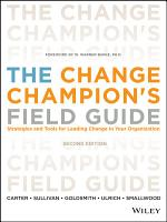 The Change Champion s Field Guide PDF