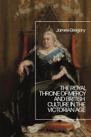 The Royal Throne of Mercy and British Culture in the Victorian Age PDF