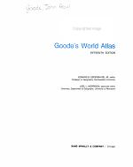 Goode s World Atlas PDF
