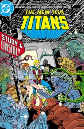 The New Teen Titans (1984-) #10