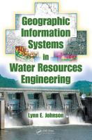 Geographic Information Systems in Water Resources Engineering PDF
