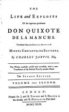 The Life and Exploits of the Ingenious Gentleman Don Quixote de la Mancha  Translated from the Original Spanish of Miguel Cervantes de Saavedra  By Charles Jarvis Esq      PDF