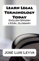 Learn Legal Terminology Today
