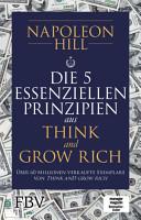 Die 5 essenziellen Prinzipien aus Think and Grow Rich PDF
