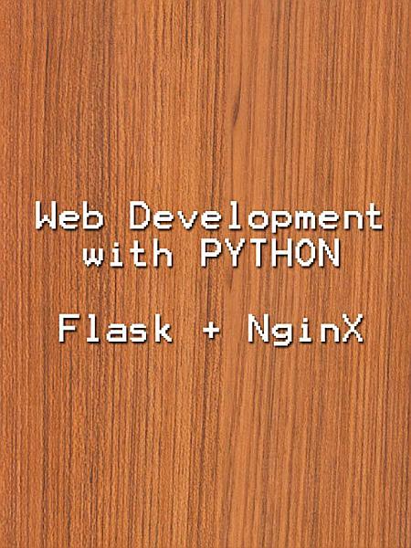 Download Web Development with Python Book