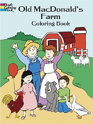 Old MacDonald s Farm Coloring Book