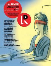 La Revue Dessinée #7: Printemps 2015