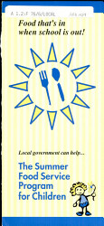 Local Government Can Help The Summer Food Service Program For Children Book PDF