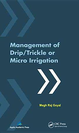 Management of Drip Trickle or Micro Irrigation PDF