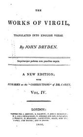The works of Virgil, tr. into Engl. verse by mr. Dryden. Carey
