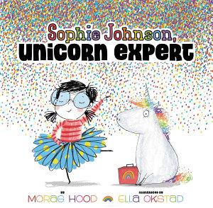 Sophie Johnson  Unicorn Expert Book