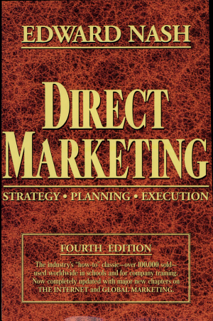 Direct Marketing Strategy Planning Execution