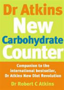 Dr  Atkins New Carbohydrate Counter Book
