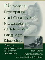 Nonverbal Perceptual and Cognitive Processes in Children With Language Disorders PDF