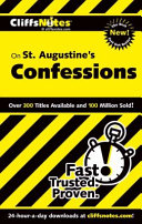 CliffsNotes On St. Augustine's Confessions