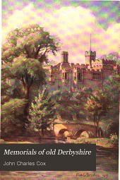Memorials of Old Derbyshire