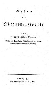 System der Idealphilosophie