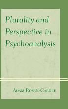 Plurality and Perspective in Psychoanalysis PDF