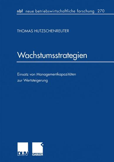 Wachstumsstrategien PDF