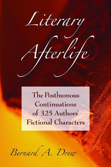 Literary Afterlife PDF