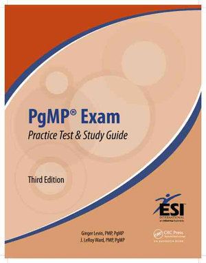PgMP   Exam Practice Test and Study Guide  Third Edition