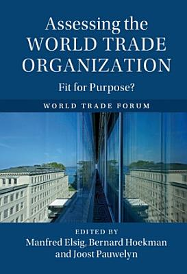 Assessing the World Trade Organization PDF