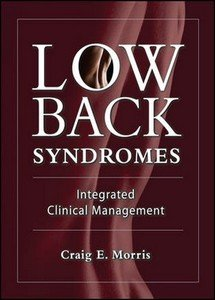 Low Back Syndromes  Integrated Clinical Management PDF