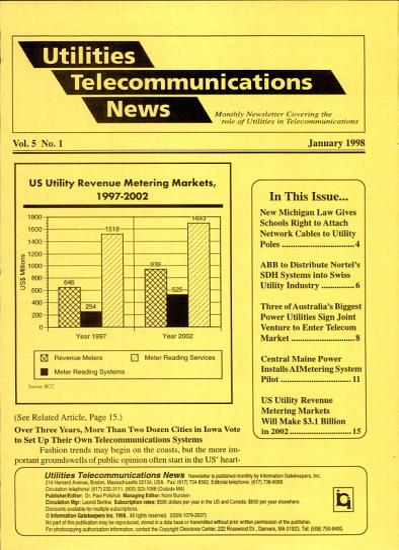 Utilities Telecommunications News PDF