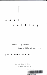Soul Calling Book PDF