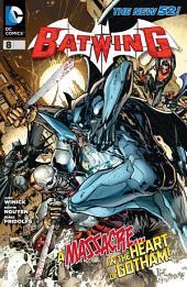 Batwing (2011-) #8