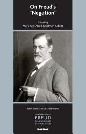 """On Freud's """"Negation"""""""