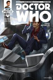 Doctor Who: The Tenth Doctor #3.8: Vortex Butterlfies Part 3