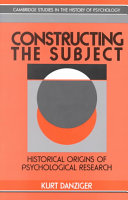 Constructing the Subject