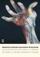 The History of Western Philosophy of Religion PDF