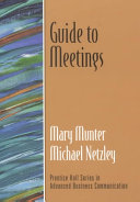 Guide to Meetings