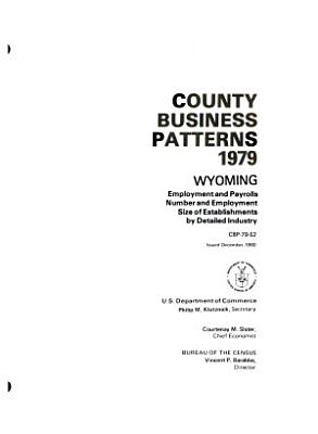 County Business Patterns  Wyoming PDF