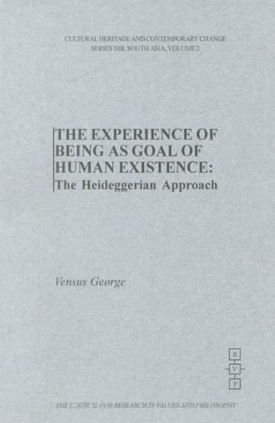 The Experience of Being as Goal of Human Existence